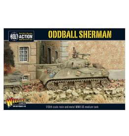 Warlord Games Oddball Sherman