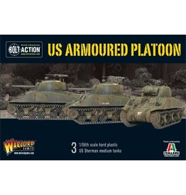 Warlord Games US Armoured Platoon