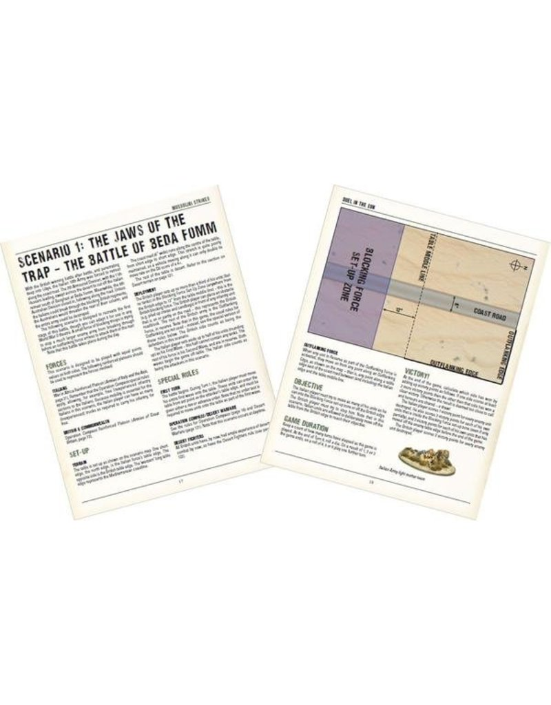 Warlord Games Duel in the Sun (Supplement)