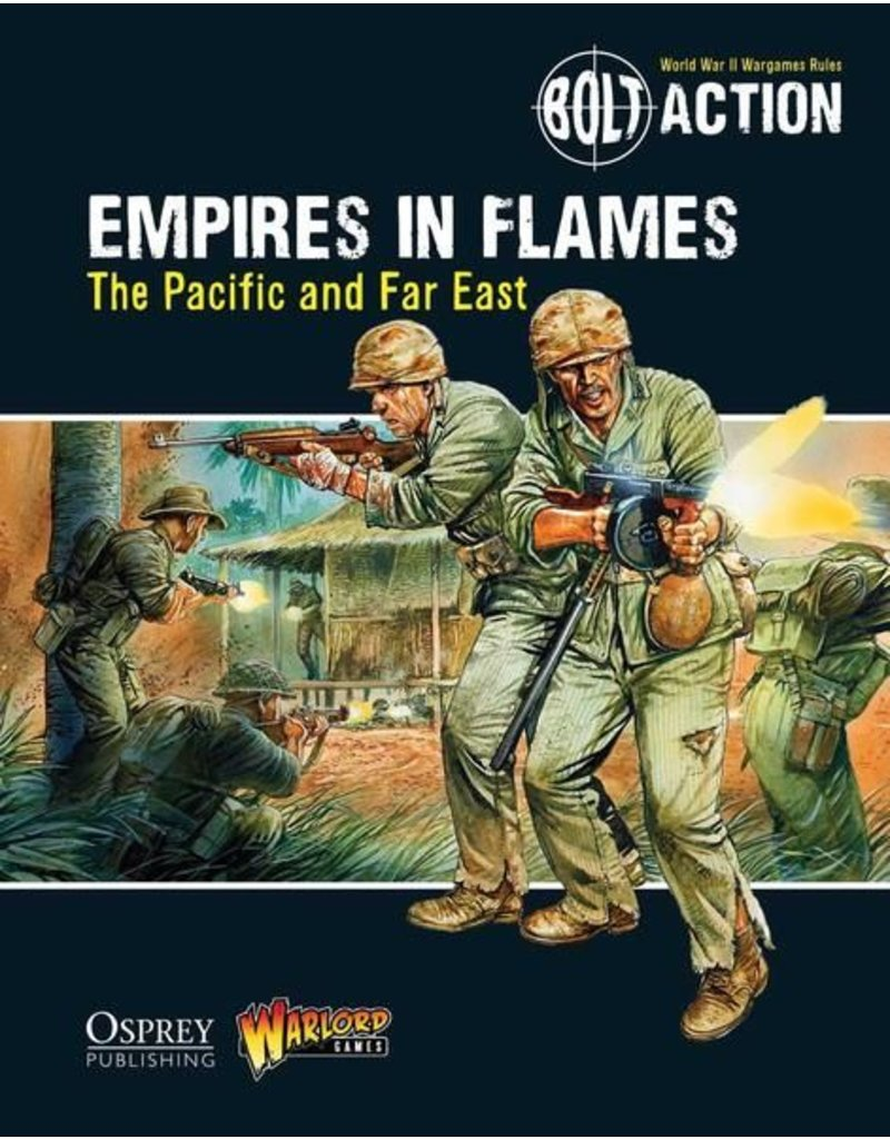 Warlord Games Empires in Flames (Supplement)