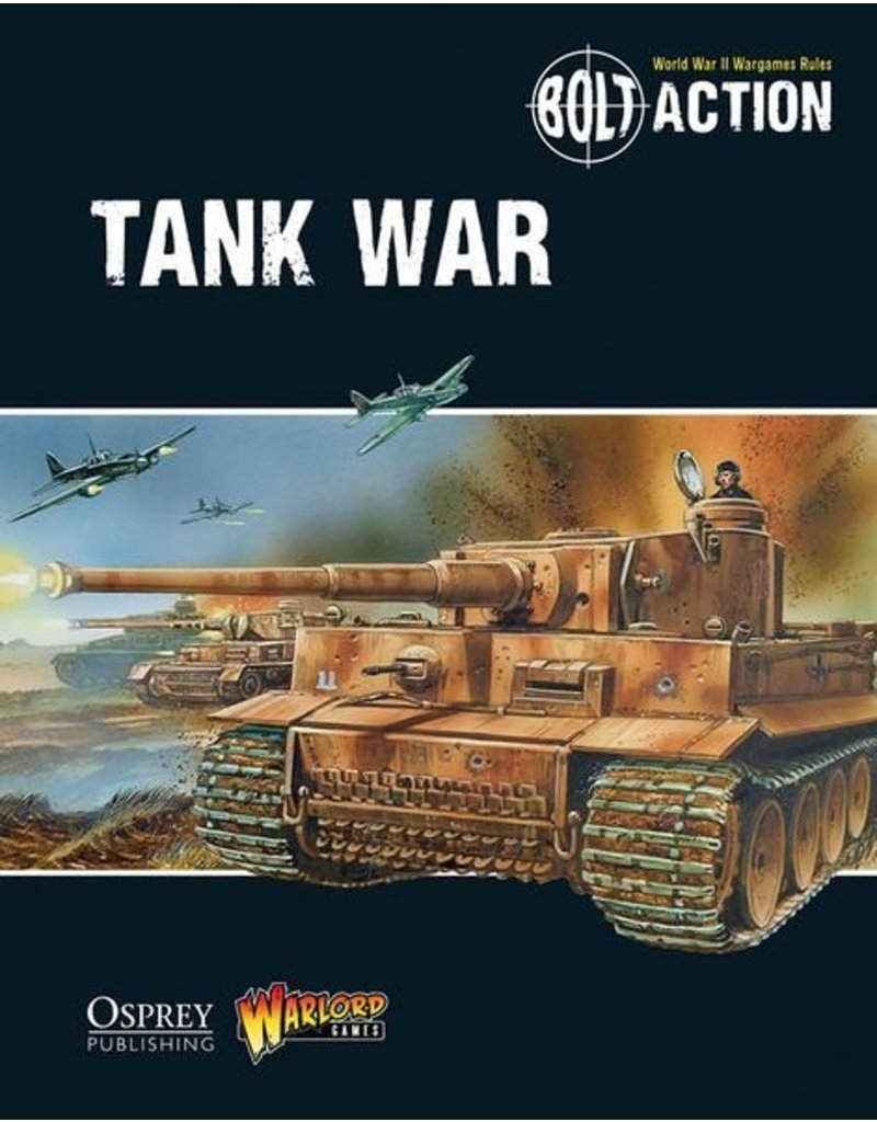 Warlord Games Tank War (Supplement)