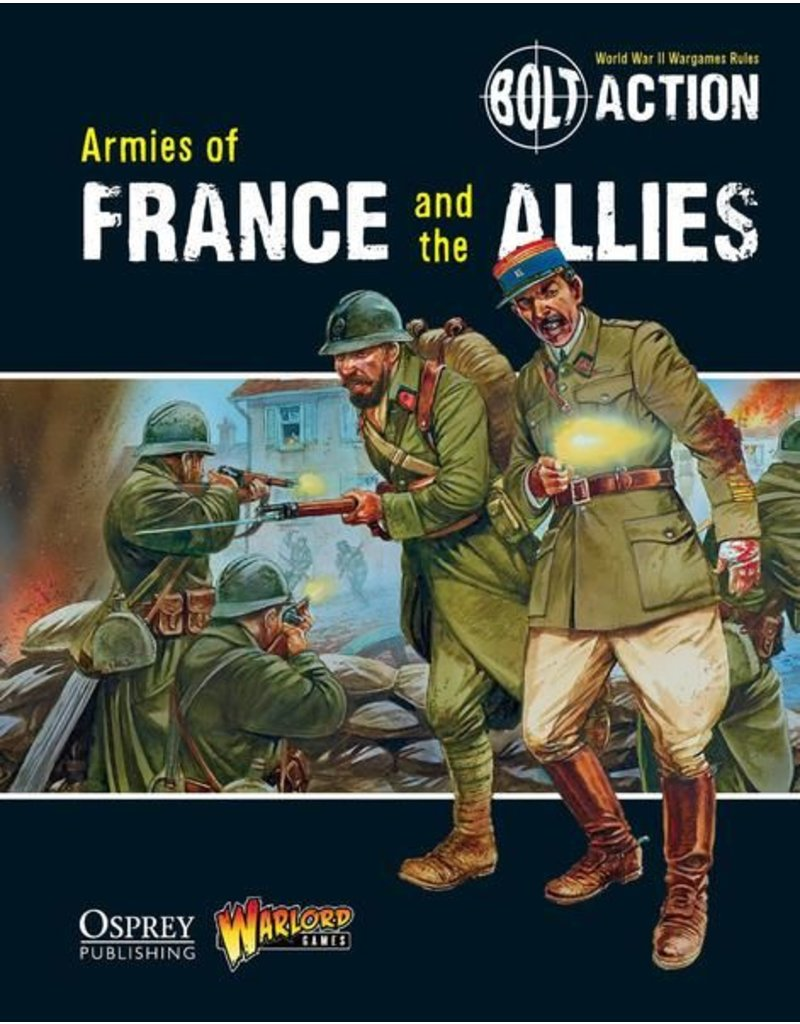 Warlord Games Armies of France and the Allies (Supplement)