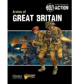 Warlord Games Armies of Great Britain
