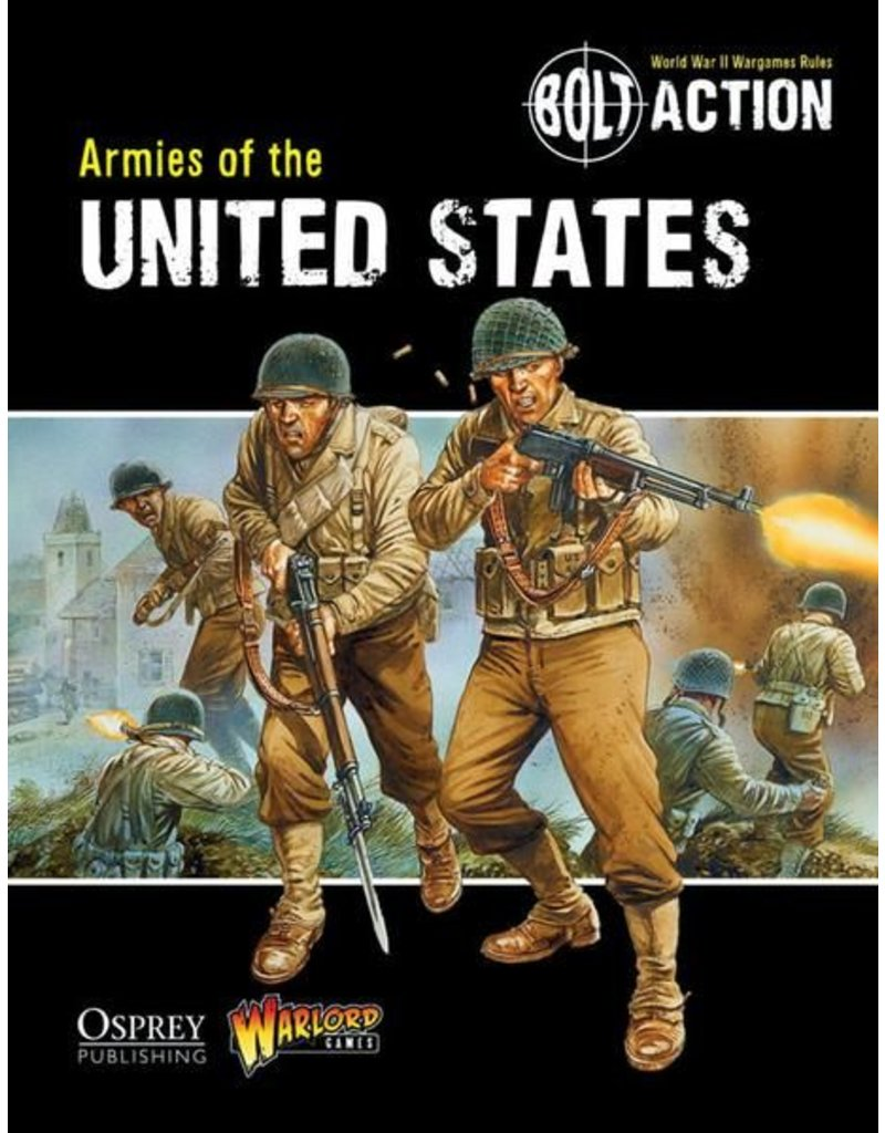 Warlord Games Armies of the United States (Supplement)