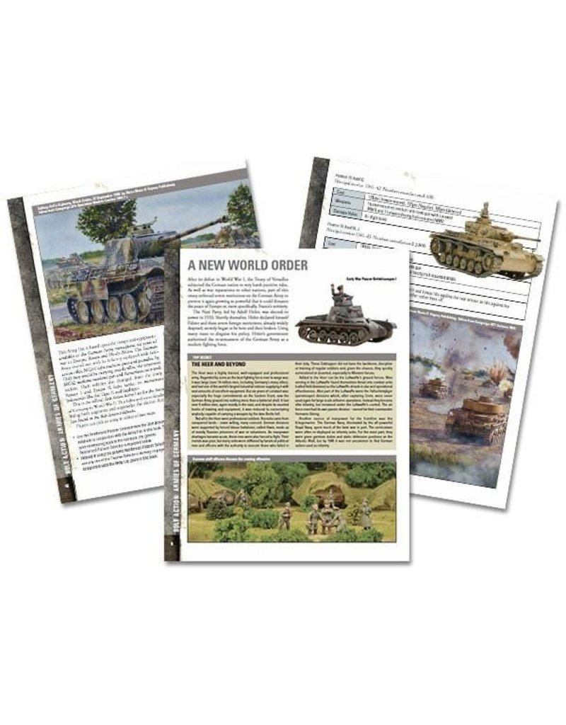 Warlord Games Armies of Germany (Supplement)