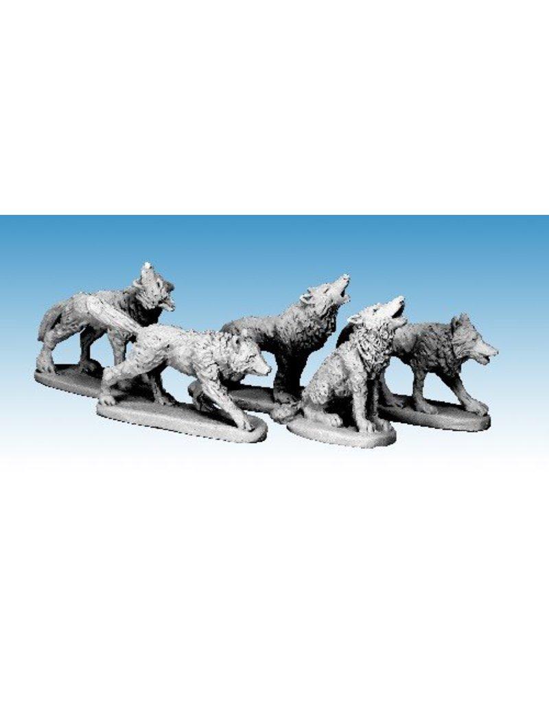 Osprey Publishing Wolves Blister Pack