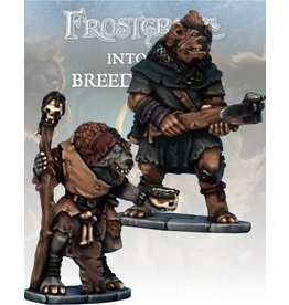 Osprey Publishing Gnoll Apothecary & Marksman