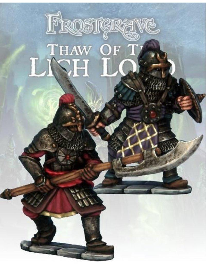 Osprey Publishing Cult Knight & Templar Blister Pack