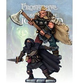 Osprey Publishing Cult Thief & Barbarian