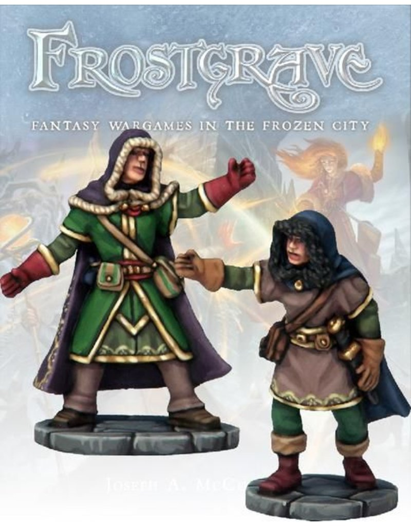 Osprey Publishing Illusionist & Apprentice Blister Pack