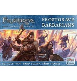 Osprey Publishing Frostgrave Barbarians