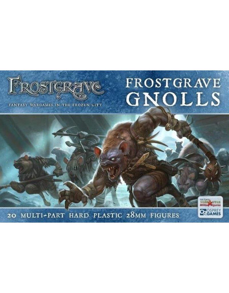 Osprey Publishing Frostgrave Gnolls Box Set