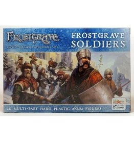 Osprey Publishing Frostgrave Soldiers