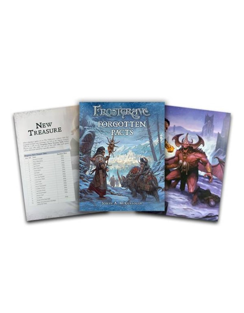 Osprey Publishing Forgotten Pacts Expansion Book