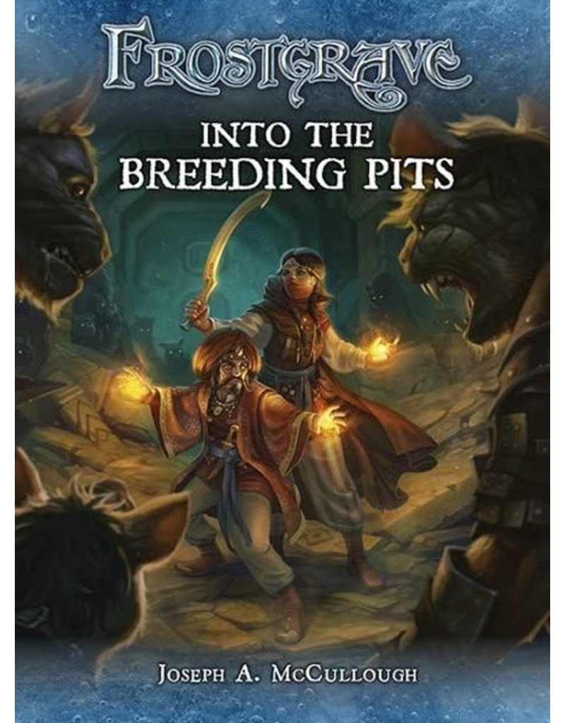 Osprey Publishing Into The Breeding Pits Expansion Book