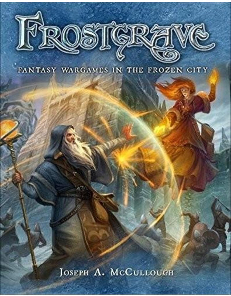Osprey Publishing Frostgrave – Core Rule Book