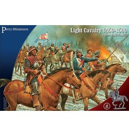 Perry Miniatures Light Cavalry 1450-1500