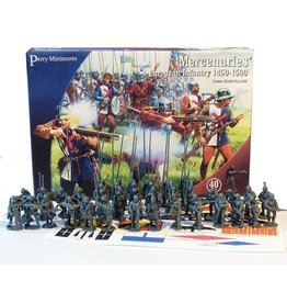 Perry Miniatures Mercenaries' European Infantry 1450-1500