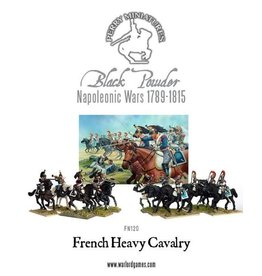 Perry Miniatures Napoleonic French Heavy Cavalry 1812-1815