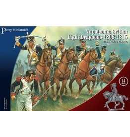Perry Miniatures Napoleonic Light Dragoons 1808-15