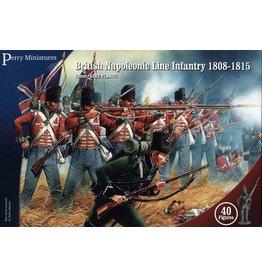Perry Miniatures Napoleonic Line Infantry 1808-1815