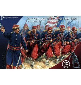 Perry Miniatures American Civil War Zouaves