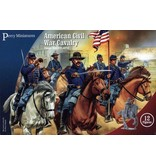 Perry Miniatures American Civil War 1861-1865 Cavalry Box Set