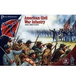 Perry Miniatures American Civil War 1861-1865 Infantry Box Set