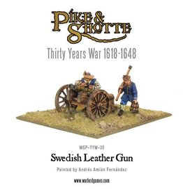 Warlord Games Swedish Leather Gun