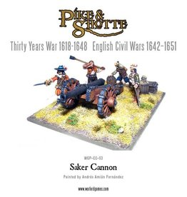 Warlord Games Saker Cannon