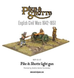 Warlord Games Pike & Shotte Light Gun