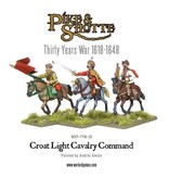 Warlord Games 30 Years War 1618-1648 Croat Cavalry Command Pack