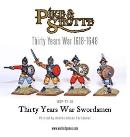 Warlord Games Thirty Years War Swordsmen