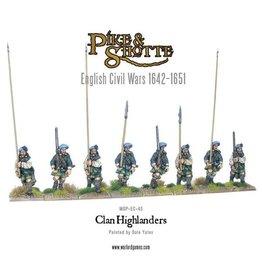 Warlord Games Regular Highlanders