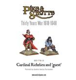 Warlord Games 30 Years War 1618-1648 Cardinal Richelieu & Guest Pack