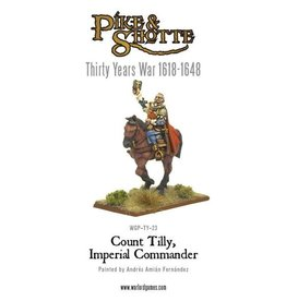 Warlord Games Count Tilly - Imperial Commander
