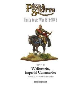 Warlord Games Wallenstein - Imperialist Commander