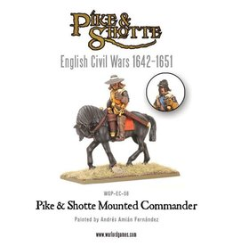 Warlord Games Pike & Shotte Mounted Commander