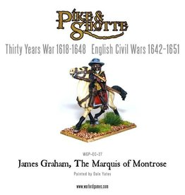 Warlord Games James Graham, The Marquis Of Montrose
