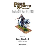 Warlord Games English Civil Wars 1642-1652 King Charles I Pack