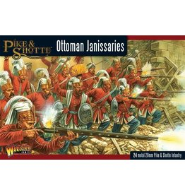 Warlord Games Ottoman Janissaries