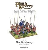 Warlord Games English Civil Wars 1642-1652 New Model Army Box Set