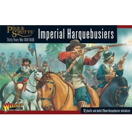 Warlord Games Imperial Harquebusiers