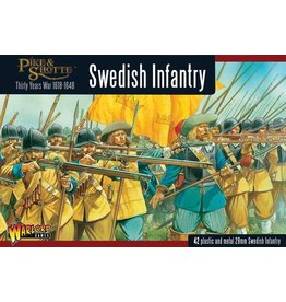 Warlord Games 30 Years War Swedish Infantry Regiment