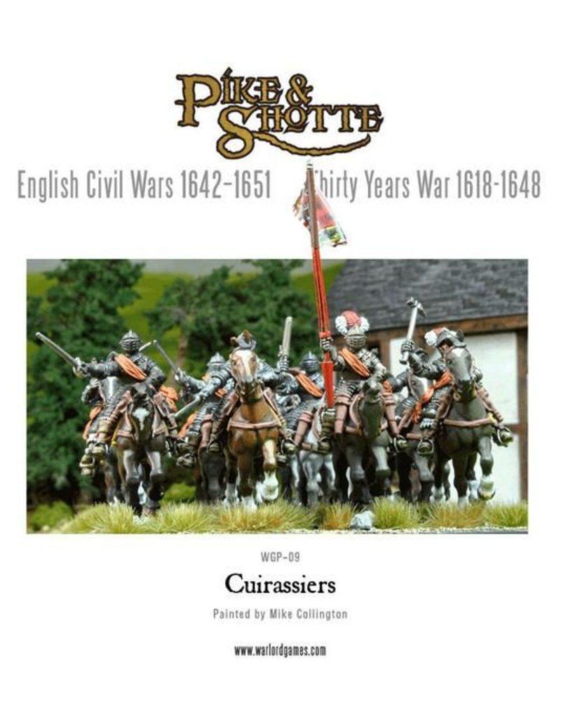 Warlord Games 30 Years War 1618-1648 Cuirassiers Box Set