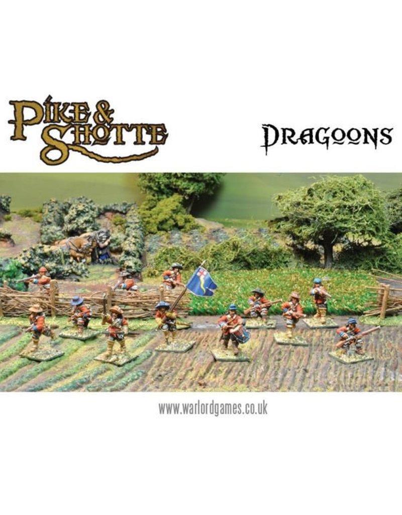 Warlord Games 30 Years War 1618-1648 Dragoons Box Set