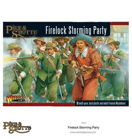 Warlord Games Firelock Storming Party
