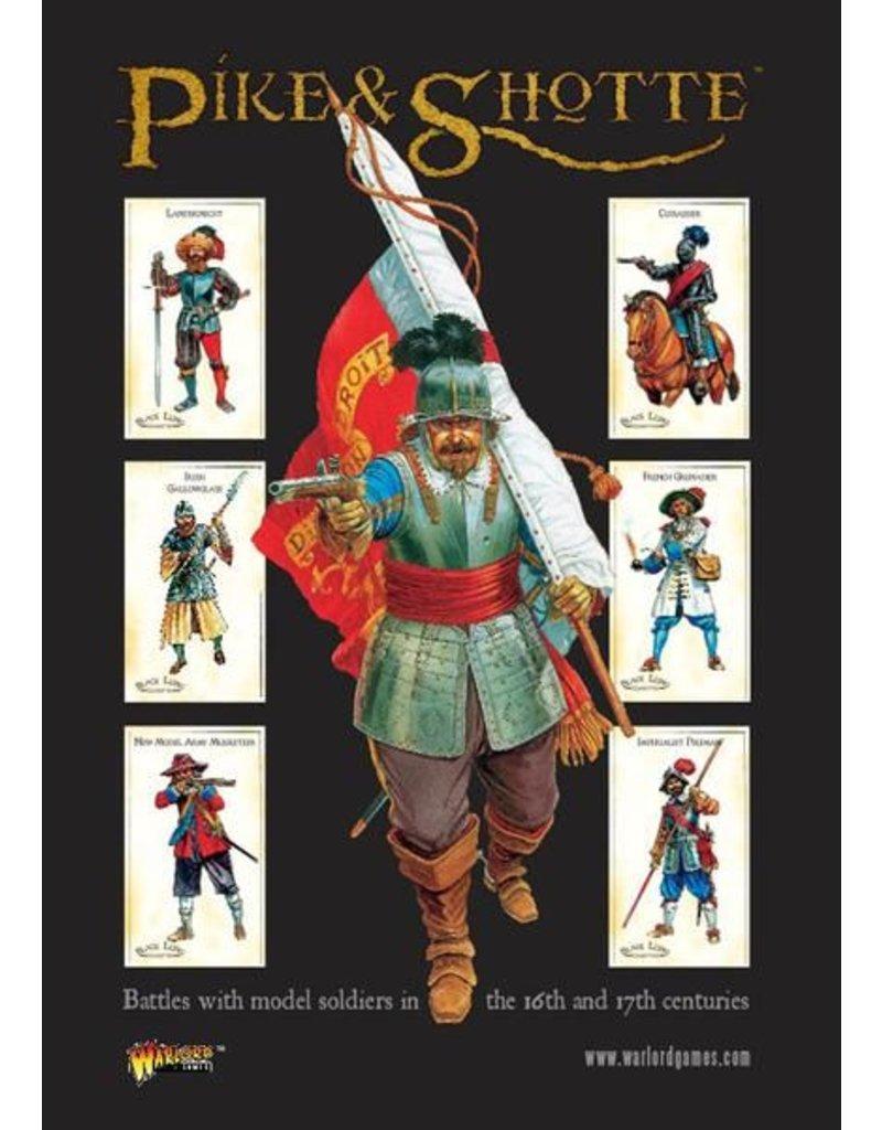 Warlord Games Pike & Shotte Core Rulebook