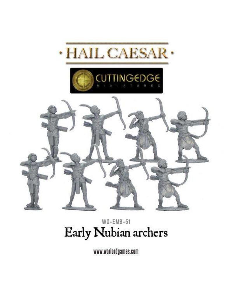 Warlord Games Bronze Age Egyptian Nubian Archers Pack