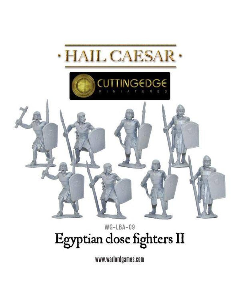 Warlord Games Bronze Age Egyptian Close Quarter Fighters Pack